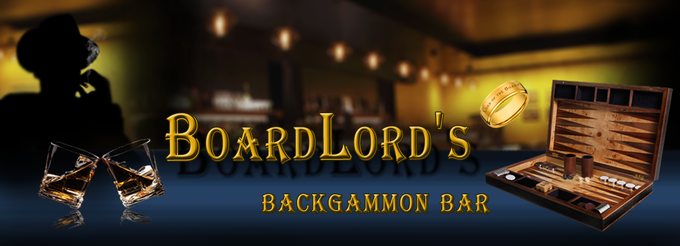 BoardLord's Backgammon