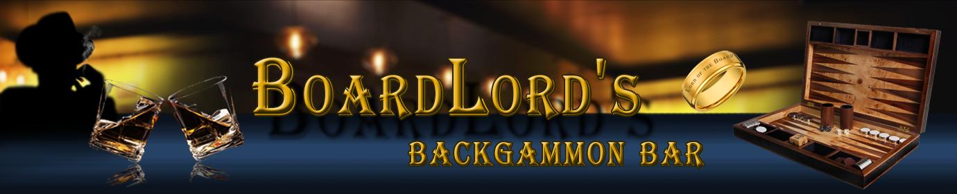 BoardLord's Backgammon